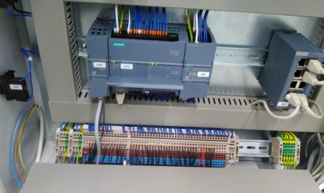 Electrical design, mounting and automation