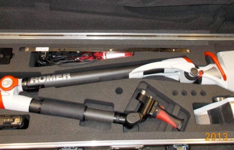 Purchase of ROMER measuring arm